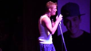 Aaron Carter - Do You Remember - The Ritz in Tampa - 5/17/13