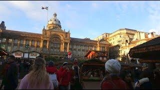 영국풍경: 버밍험 뉴스트리트 (Birmingham New Street Station | バーミンガムニューストリート)