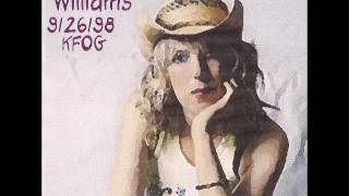 Lucinda Williams 11 Changed The Locks