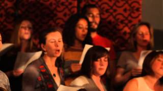 "PopUp Chorus sings ""My Girls"" by Animal Collective"