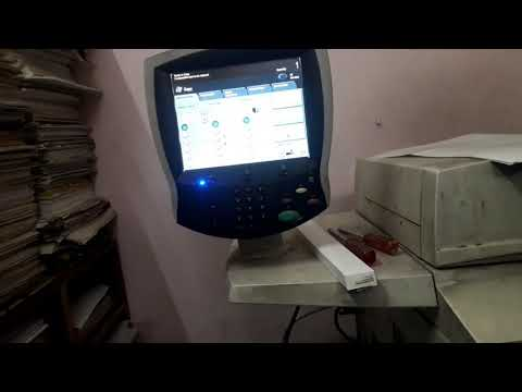 Xerox DOCU 252 Digital Photocopier Machine