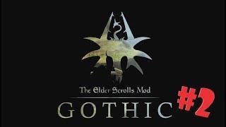 Skyrim Special Edition: Gothic Orpheous Mod (Live Stream) Part 2
