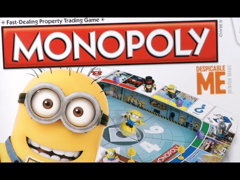 Despicable me 2 monopoly minions sweepstakes