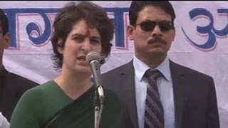 Follow The Leader with Priyanka Gandhi