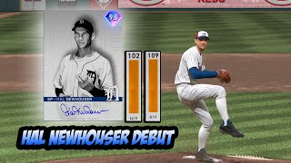 SIGNATURE SERIES HAL NEWHOUSER DEBUT!!!!!! - MLB THE SHOW 20 DIAMOND DYNASTY #9