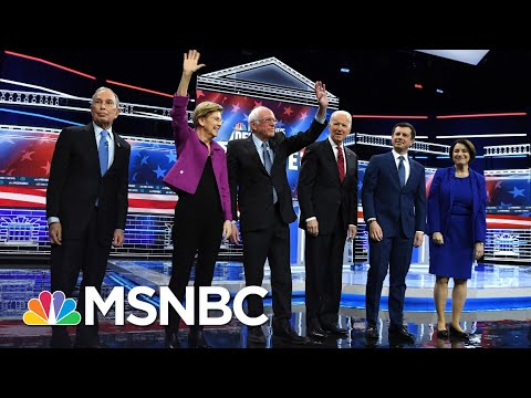 Is Bernie Sanders On Track To Win The Democratic Nomination? | The 11th Hour | MSNBC