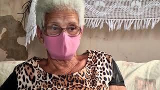 A pandemia e os idosos.