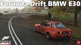 Forza Horizon 4: Formula Drift Car Pack | BMW E30, V8, Widebody Drift Car vs MOUNTAIN PASS!