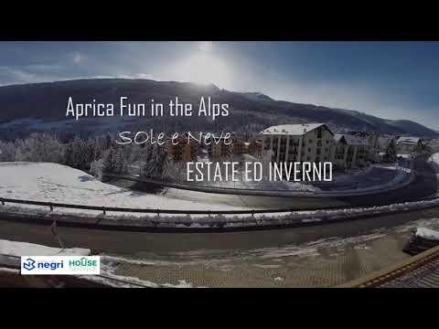 Video - Aprica villetta con ampio terrazzo
