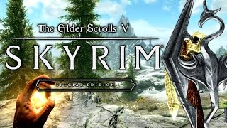 The Elder Scrolls V: Skyrim Special Edition (HD 1080p) - Обзор. Начало игры