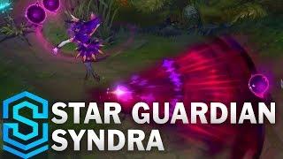 Star Guardian Syndra Skin Spotlight - Pre-Release - League of Legends
