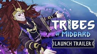 Состоялся релиз симулятора выживания про викингов Tribes of Midgard