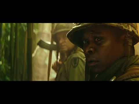 Giant Spider Attack Scene   Kong  Skull Island 2017 Movie Clip