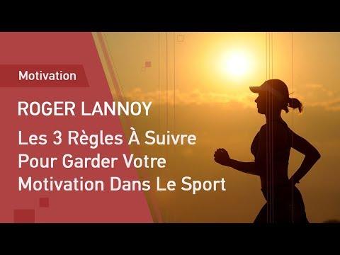 Les 3 Règles À Suivre Pour Garder Votre Motivation Dans Le Sport