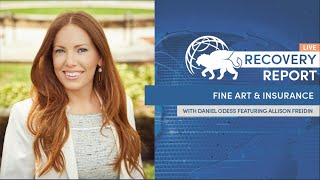 Recovery Report Live With Guest Allison Freidin Ep.35