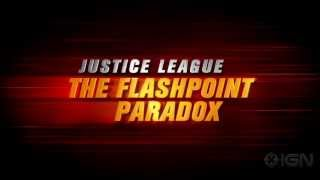 Justice League: The Flashpoint Paradox (2013) Video