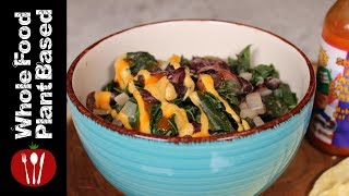 Plant Based Vegan Greens & Beans: The Whole Food Plant Based Recipes