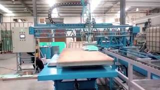 PVC CLEAN ROOMS SANDWICH PANELS PRODUCTION