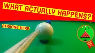 Snooker Side Spin Basic How To