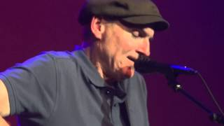 James Taylor Utrecht 2015 Stretch Of The Highway new song