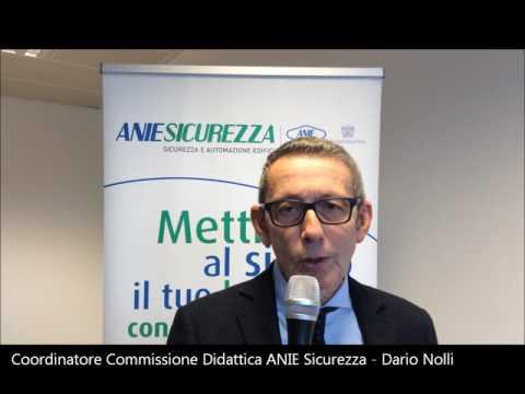 Video intervista a Dario Nolli, coordinatore della commissione didattica del corso