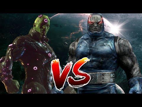 Darkseid VS Brainiac | Who Wins?
