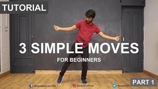 3 Basic Dance Steps for Everyone | Deepak Tulsyan | G M Dance