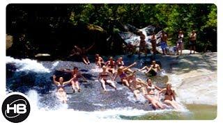 10 ПРИРОДНЫХ ВОДНЫХ ГОРОК.  Водные развлечения