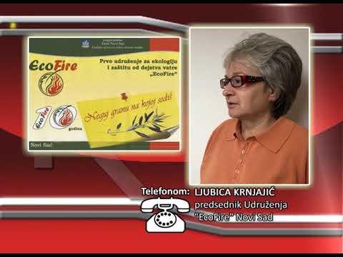 FONO:  Ljubica Krnjajić - Odlaganje pepela