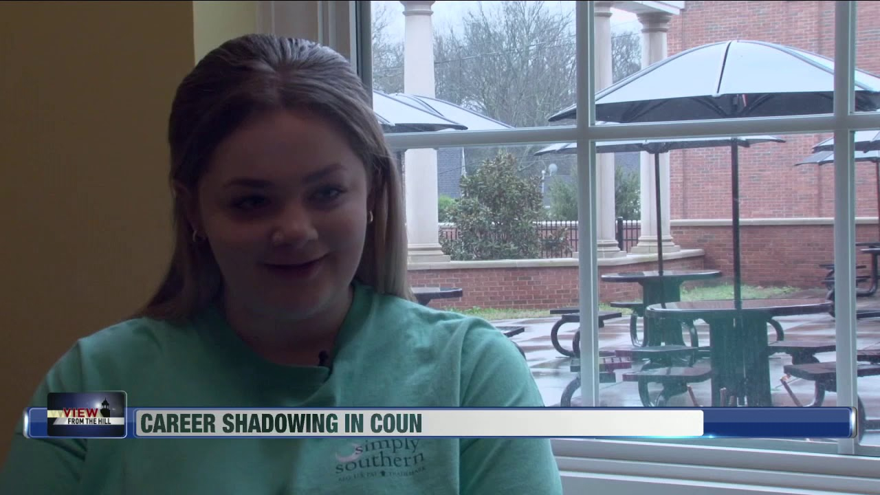 View from the Hill - WKU partners with BG Chamber for career shadowing event in counseling Video Preview