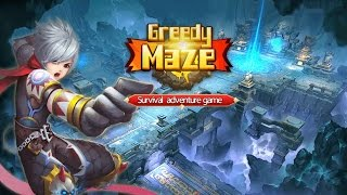 The Greedy Maze RPG Android Gameplay ᴴᴰ