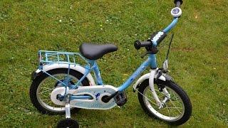 """14 """" Zoll Kinderfahrrad (children Bicycle) 3-4 Jahre für ca. 110€"""