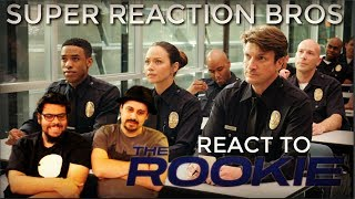 SRB Reacts to The Rookie Official ABC Trailer