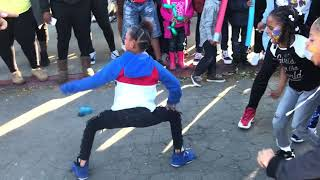 LIL GIRLS MOST INTENSE BATTLE OF 2K18 | Twins Vs Gee Gee & Niya | Tommy The Clown | OfficialTSquadTV