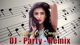 Hindi Old Nonstop Hits Love Songs   90's Hindi Superhit Dj Mashup Remix Songs   Old Is Gold DJ Remix