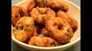 Medu Vada | Ulundu Vadai | How to make crispy medu vada