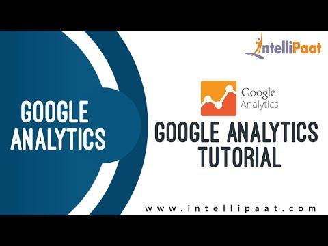 Google Analytics Tutorial | Google Analytics Training | Analytics for ...