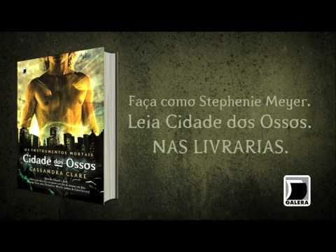Cidade dos Ossos, Book Trailer