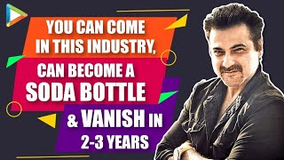 """Sanjay Kapoor: """"It's a TOUGH industry, I had my share of Success, Flops, Humiliation""""