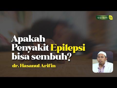"""Video Penyakit Epilepsi, bersama dr. Hasanul Arifin """"Bincang Sehat"""""""