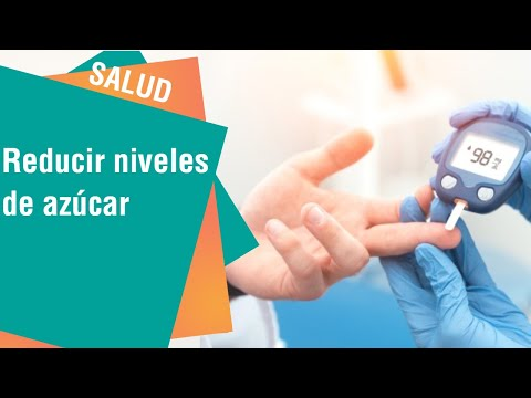 Examen del paciente con diabetes endocrinólogo