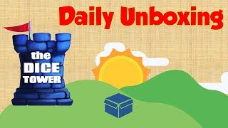 Daily Game Unboxing - March 5, 2018