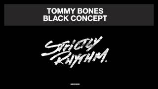 Tommy Bones - Black Concept video