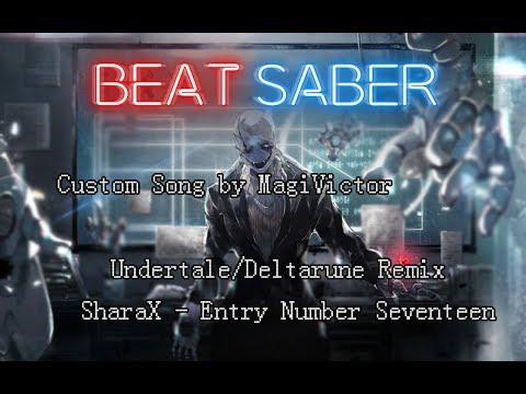 Deltarune Remix] SharaX - Entry Number Seventeen - игровое