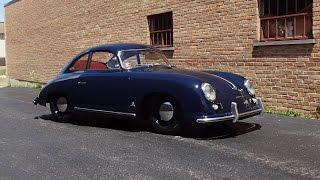RARE Early 1954 Porsche 356 Pre A