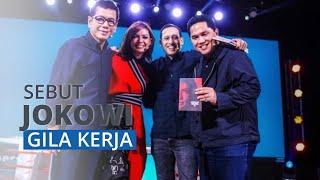 Menteri BUMN Erick Tohir Sebut Jokowi Orang yang Gila Kerja: Beliau Detail dan Pastikan Deadline