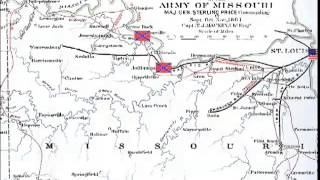 American Civil War - Battle for Missouri