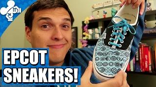 My Custom Disney Shoes!