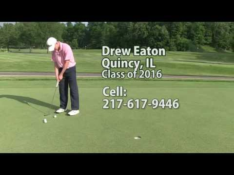Drew Eaton College Golf Recruiting Video – Class of 2016