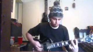 Damageplan fuck you guitar cover